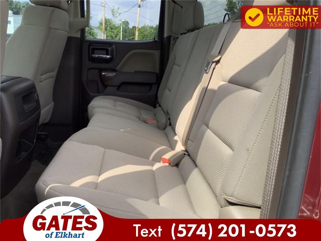 2016 Chevrolet Silverado 1500 Double Cab 4x4, Pickup #M6556A - photo 11