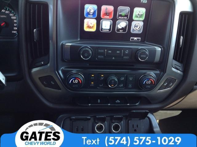 2016 Chevrolet Silverado 1500 Double Cab 4x4, Pickup #M6556A - photo 15