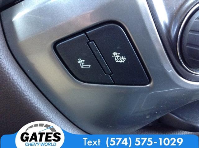 2016 Chevrolet Silverado 1500 Double Cab 4x4, Pickup #M6556A - photo 17