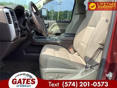 2016 Chevrolet Silverado 1500 Double Cab 4x4, Pickup #M6556A - photo 10