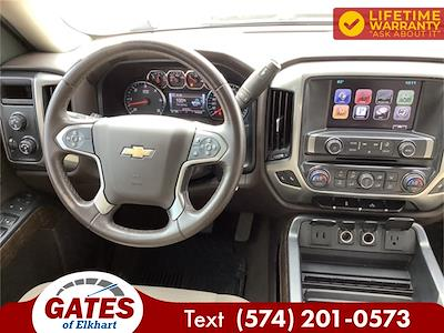 2016 Chevrolet Silverado 1500 Double Cab 4x4, Pickup #M6556A - photo 12