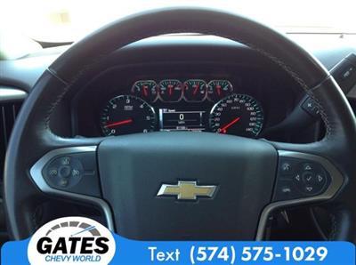 2016 Chevrolet Silverado 1500 Double Cab 4x4, Pickup #M6556A - photo 22