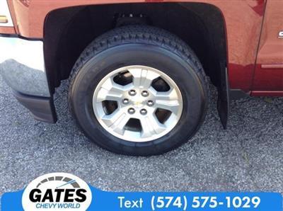2016 Chevrolet Silverado 1500 Double Cab 4x4, Pickup #M6556A - photo 25