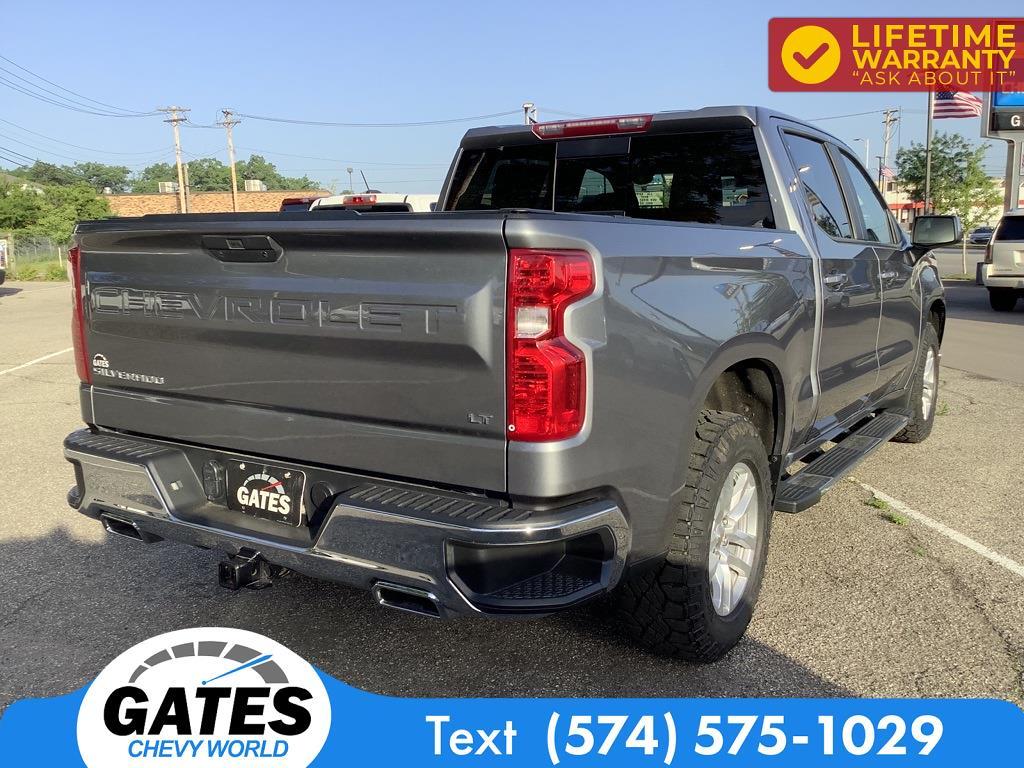 2020 Chevrolet Silverado 1500 Crew Cab 4x4, Pickup #M6567 - photo 8
