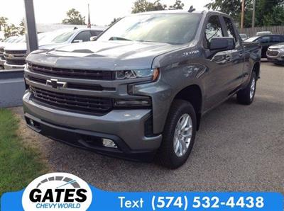 2020 Chevrolet Silverado 1500 Double Cab 4x4, Pickup #M6638 - photo 1