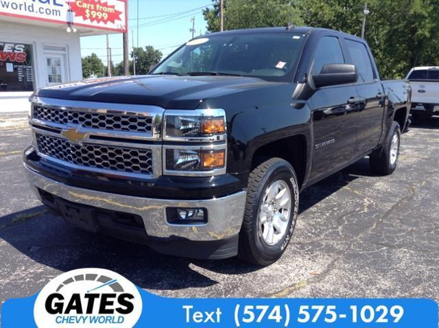 2014 Chevrolet Silverado 1500 Crew Cab 4x4, Pickup #M6656B - photo 1