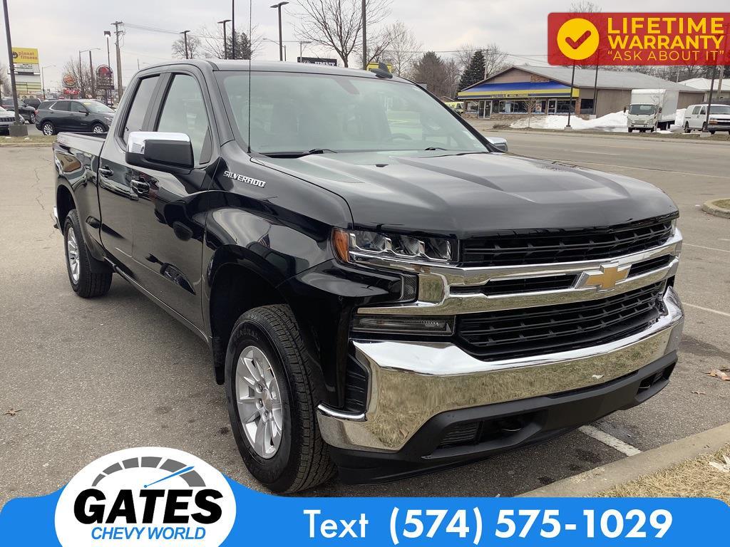 2020 Chevrolet Silverado 1500 Double Cab 4x4, Pickup #M6662 - photo 1