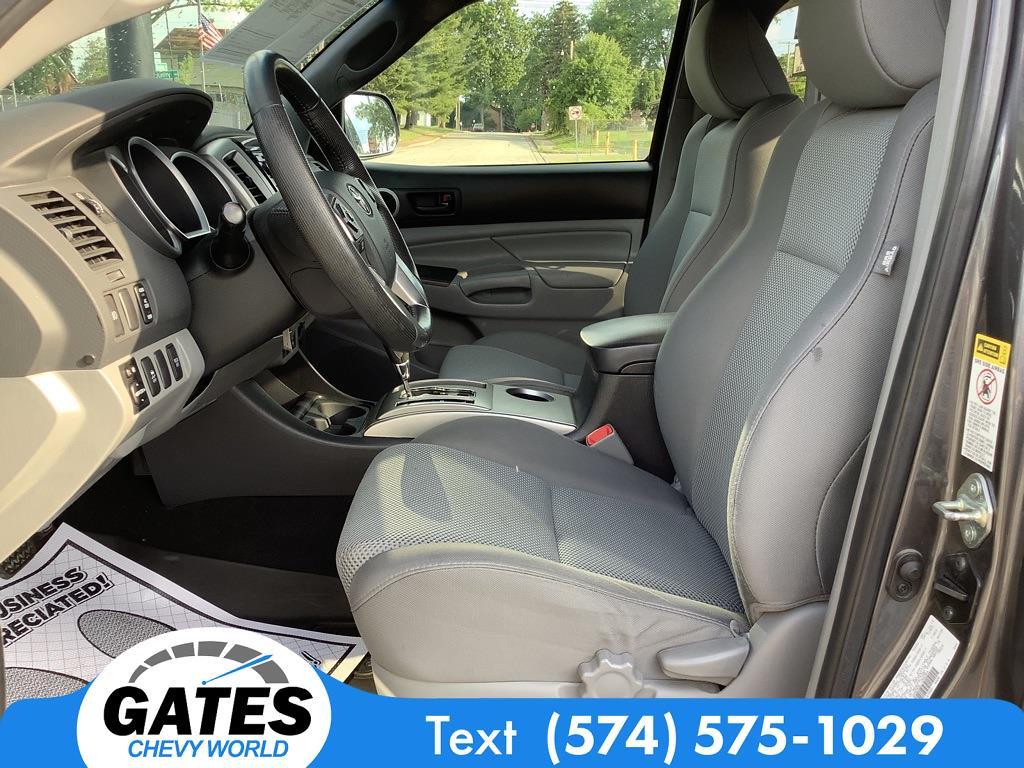 2015 Toyota Tacoma Extended Cab 4x4, Pickup #M7459C - photo 19