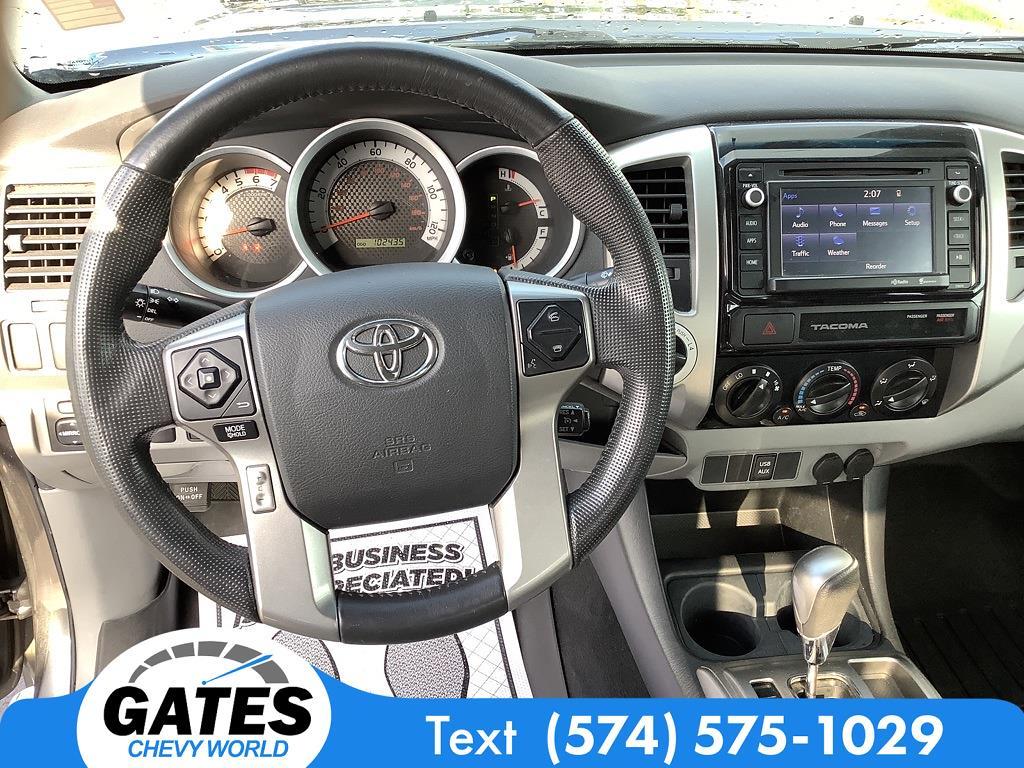 2015 Toyota Tacoma Extended Cab 4x4, Pickup #M7459C - photo 23
