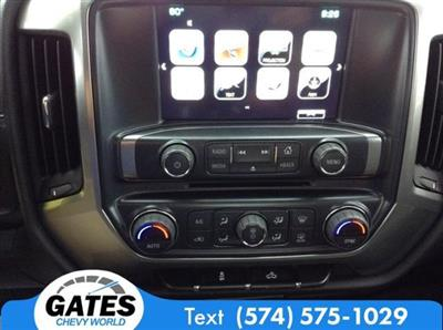 2017 Chevrolet Silverado 1500 Double Cab 4x4, Pickup #M6684A - photo 15