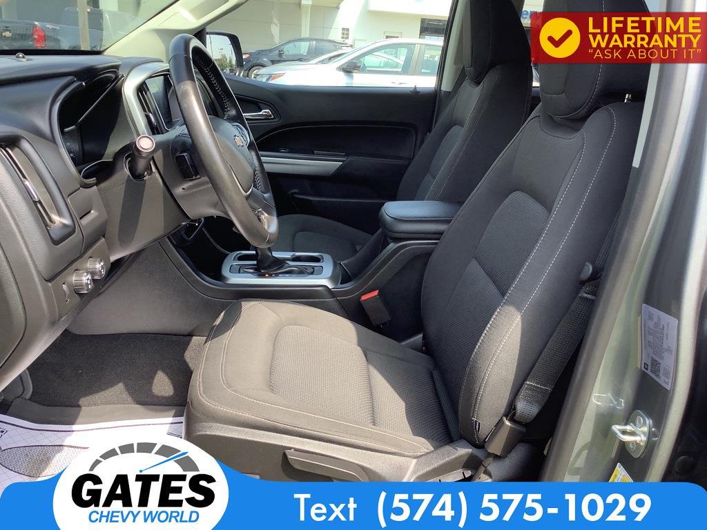 2021 Chevrolet Colorado Crew Cab 4x4, Pickup #M6690 - photo 10