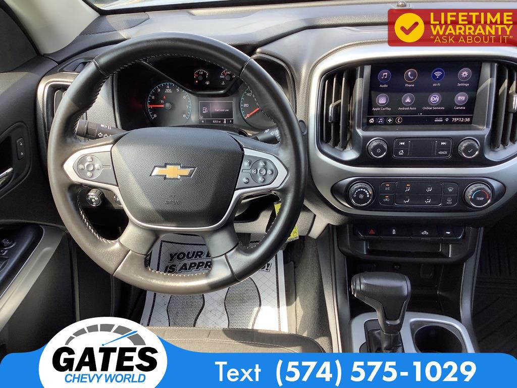 2021 Chevrolet Colorado Crew Cab 4x4, Pickup #M6690 - photo 12