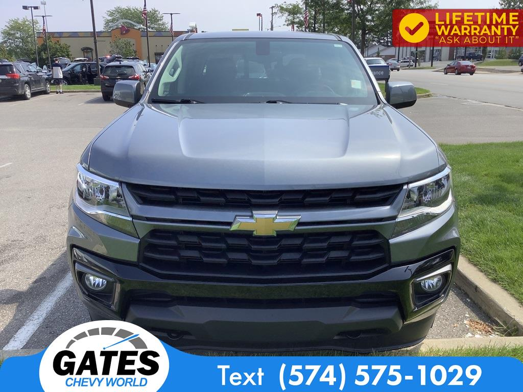 2021 Chevrolet Colorado Crew Cab 4x4, Pickup #M6690 - photo 1