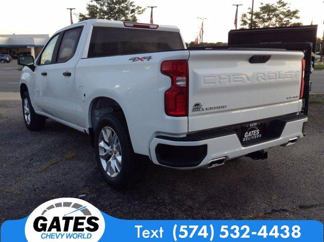 2020 Chevrolet Silverado 1500 Crew Cab 4x4, Pickup #M6705 - photo 2