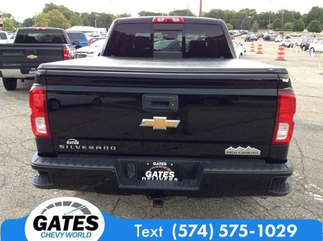 2018 Chevrolet Silverado 1500 Crew Cab 4x4, Pickup #M6705A - photo 6
