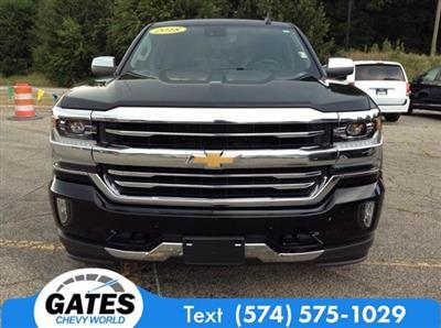 2018 Chevrolet Silverado 1500 Crew Cab 4x4, Pickup #M6705A - photo 4
