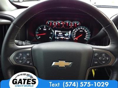2018 Chevrolet Silverado 1500 Crew Cab 4x4, Pickup #M6705A - photo 24
