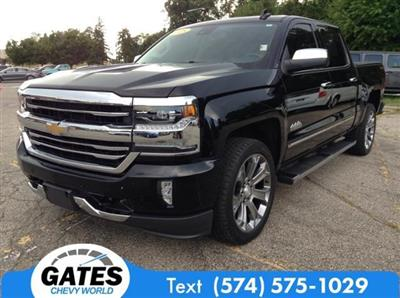 2018 Chevrolet Silverado 1500 Crew Cab 4x4, Pickup #M6705A - photo 1