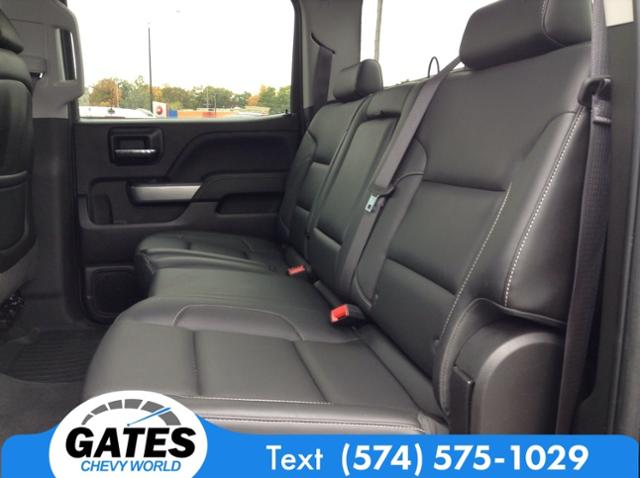 2014 Chevrolet Silverado 1500 Crew Cab 4x4, Pickup #M6705B - photo 11
