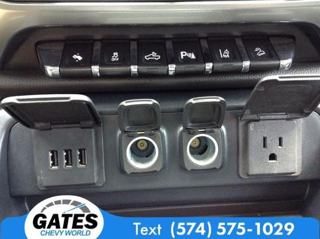 2014 Chevrolet Silverado 1500 Crew Cab 4x4, Pickup #M6705B - photo 18