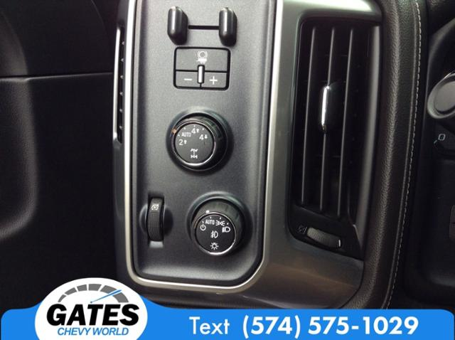 2014 Chevrolet Silverado 1500 Crew Cab 4x4, Pickup #M6705B - photo 23