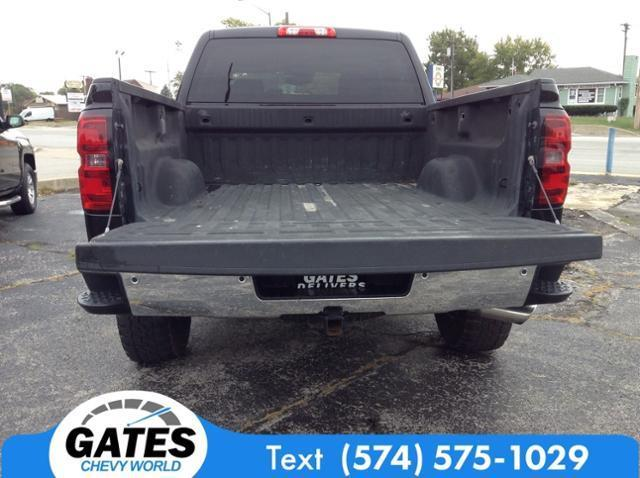 2014 Chevrolet Silverado 1500 Crew Cab 4x4, Pickup #M6705B - photo 7