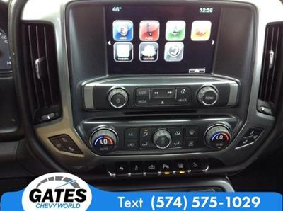 2014 Chevrolet Silverado 1500 Crew Cab 4x4, Pickup #M6705B - photo 15