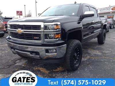 2014 Chevrolet Silverado 1500 Crew Cab 4x4, Pickup #M6705B - photo 1