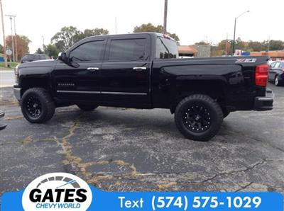 2014 Chevrolet Silverado 1500 Crew Cab 4x4, Pickup #M6705B - photo 5