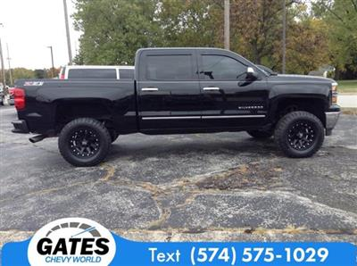 2014 Chevrolet Silverado 1500 Crew Cab 4x4, Pickup #M6705B - photo 9