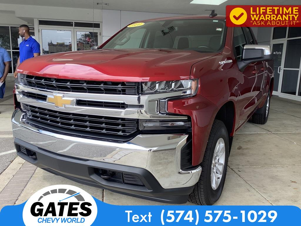 2020 Chevrolet Silverado 1500 Double Cab 4x4, Pickup #M6706 - photo 1