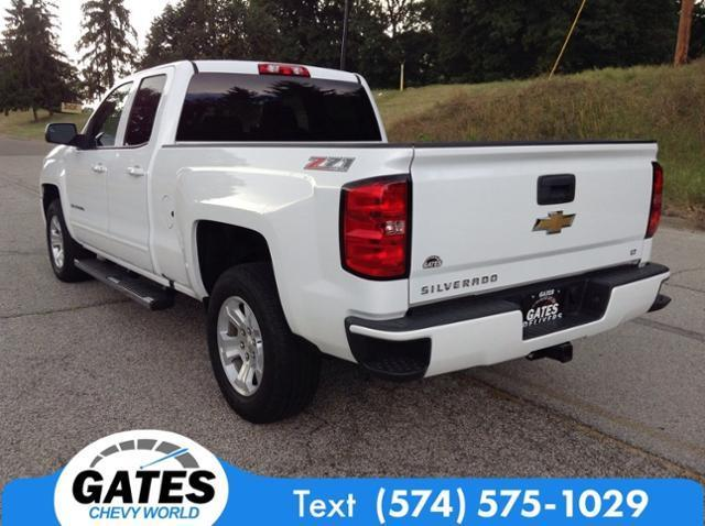 2017 Chevrolet Silverado 1500 Double Cab 4x4, Pickup #M6706A - photo 1