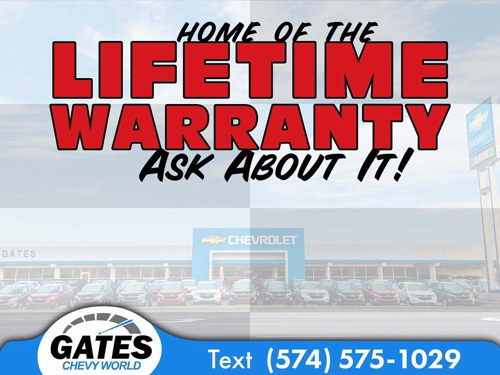2020 Chevrolet Silverado 1500 Double Cab 4x4, Pickup #M6712 - photo 1