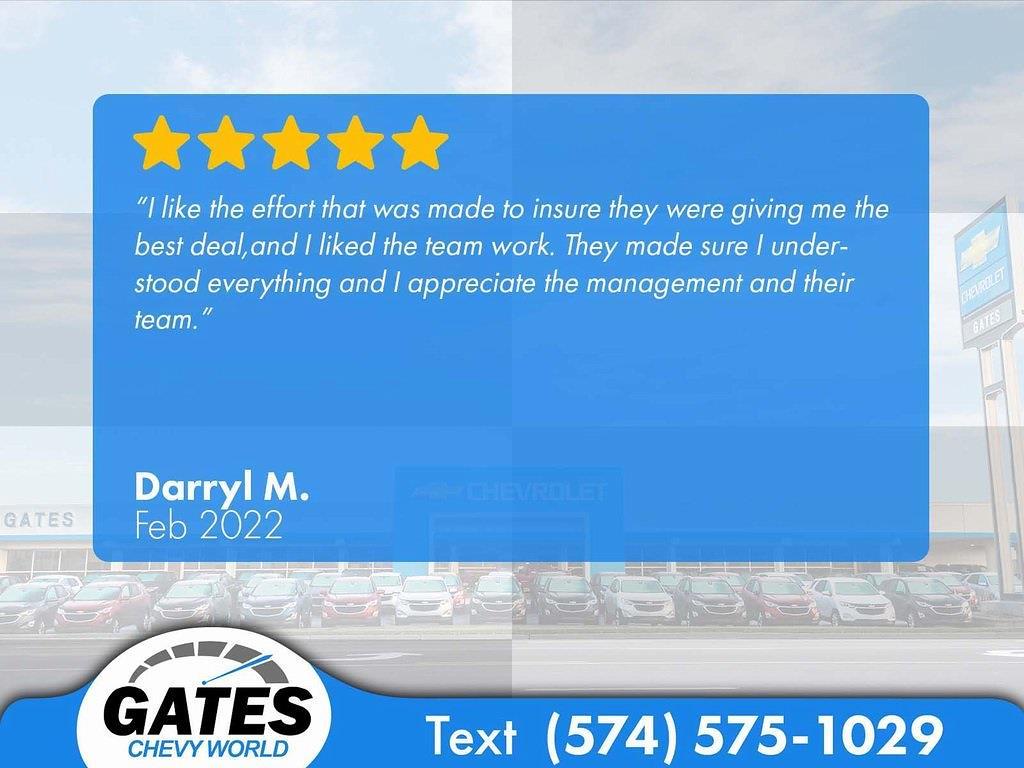 2020 Chevrolet Silverado 1500 Double Cab 4x4, Pickup #M6712 - photo 2