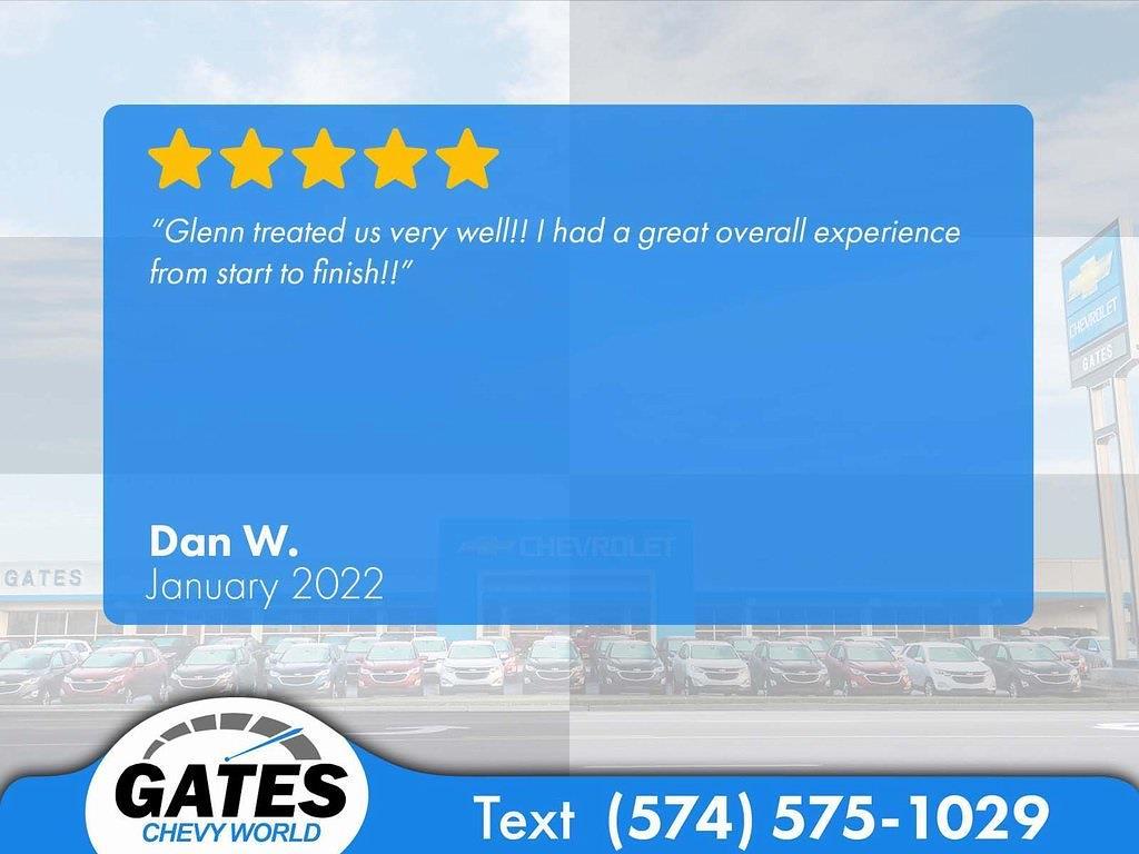 2020 Chevrolet Silverado 1500 Double Cab 4x4, Pickup #M6712 - photo 5