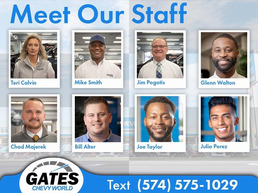 2020 Chevrolet Silverado 1500 Double Cab 4x4, Pickup #M6712 - photo 6