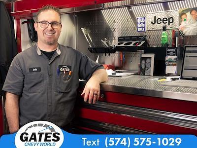 2020 Chevrolet Silverado 1500 Double Cab 4x4, Pickup #M6712 - photo 9