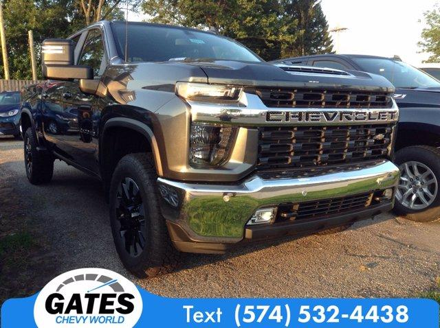 2020 Chevrolet Silverado 2500 Crew Cab 4x4, Pickup #M6716 - photo 3
