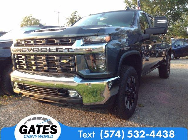 2020 Chevrolet Silverado 2500 Crew Cab 4x4, Pickup #M6716 - photo 1