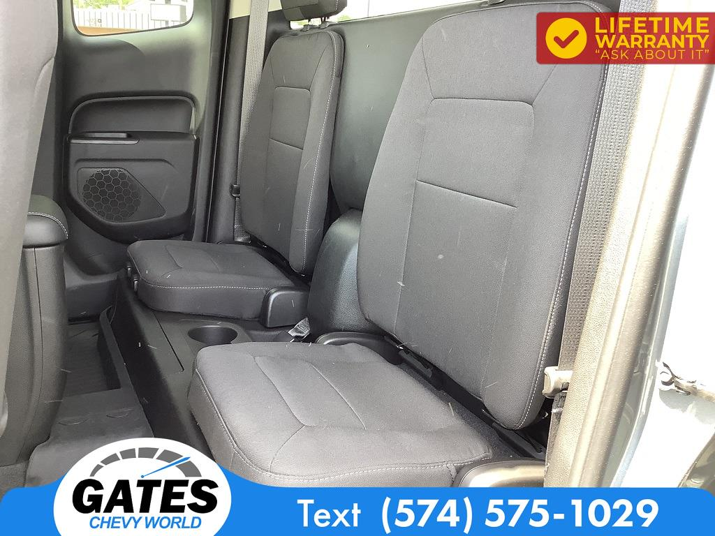 2021 Chevrolet Colorado Extended Cab 4x4, Pickup #M6721 - photo 11