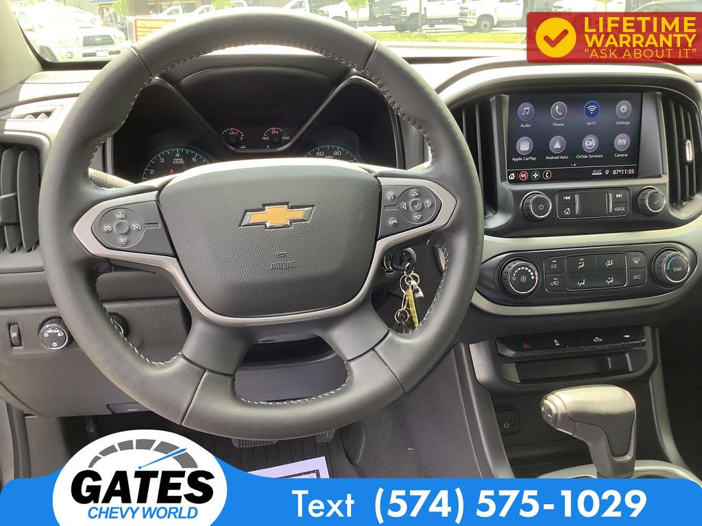 2021 Chevrolet Colorado Extended Cab 4x4, Pickup #M6721 - photo 12