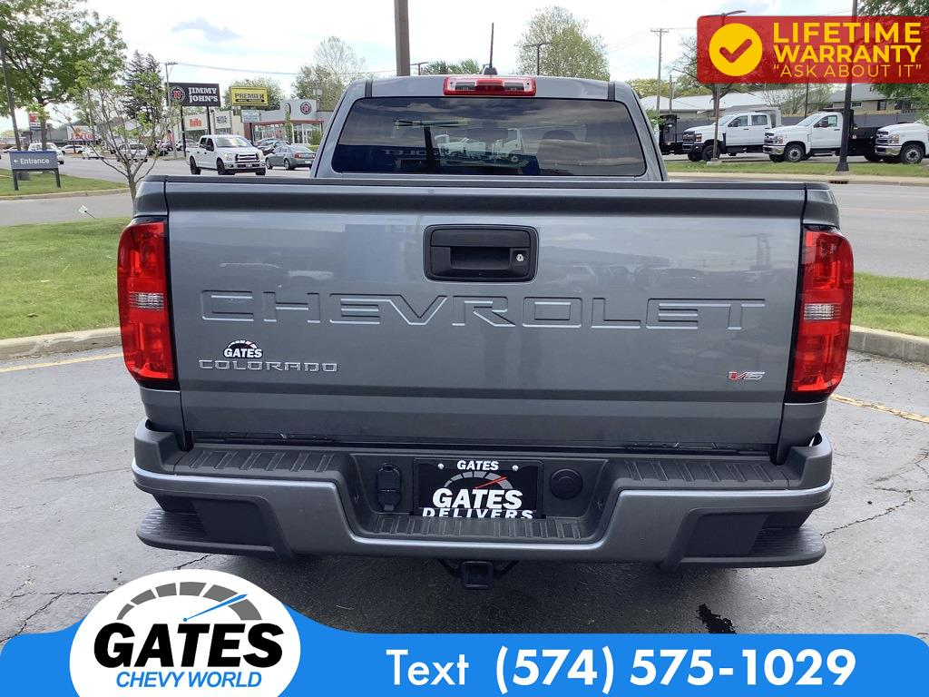 2021 Chevrolet Colorado Extended Cab 4x4, Pickup #M6721 - photo 6