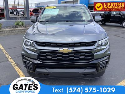 2021 Chevrolet Colorado Extended Cab 4x4, Pickup #M6721 - photo 1