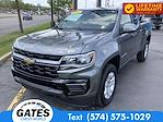 2021 Chevrolet Colorado Extended Cab 4x4, Pickup #M6721 - photo 2