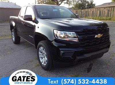 2021 Chevrolet Colorado Extended Cab 4x4, Pickup #M6723 - photo 3