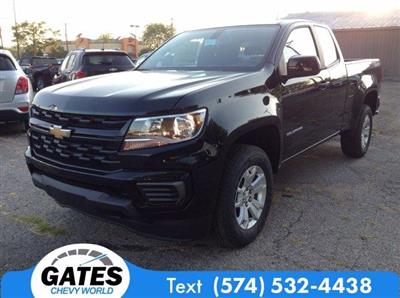 2021 Chevrolet Colorado Extended Cab 4x4, Pickup #M6723 - photo 1
