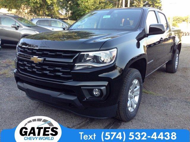 2021 Chevrolet Colorado Crew Cab 4x4, Pickup #M6727 - photo 1