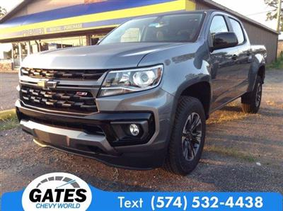 2021 Chevrolet Colorado Crew Cab 4x4, Pickup #M6728 - photo 1