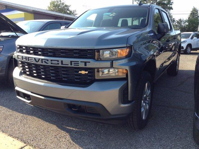 2020 Chevrolet Silverado 1500 Crew Cab 4x4, Pickup #M6734 - photo 1