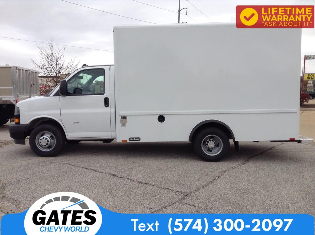 2020 Chevrolet Express 3500 4x2, Hackney Cutaway Van #M6741 - photo 5